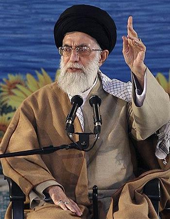 Big daddy Khamenei