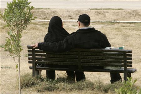 Iraqi lovers
