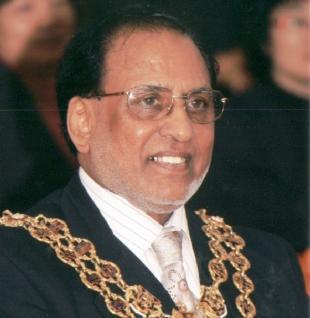 His excellency rashid