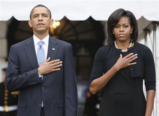 Barack obama 911