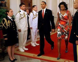Hoochie mama obama