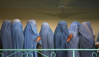 Women voters in afghanistan