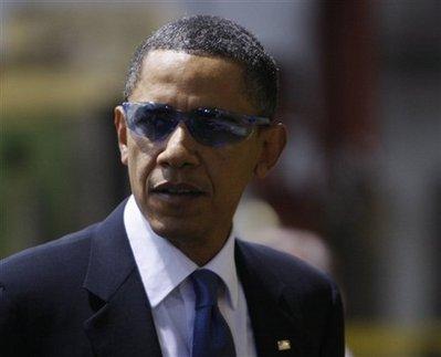 Obama shades