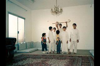 Abdul rahman bin laden as child