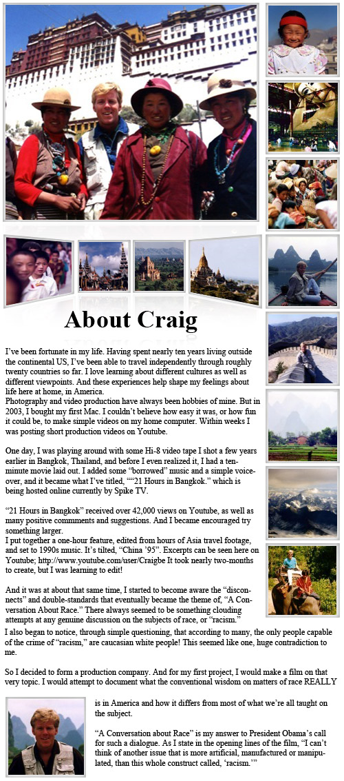 About Craig
