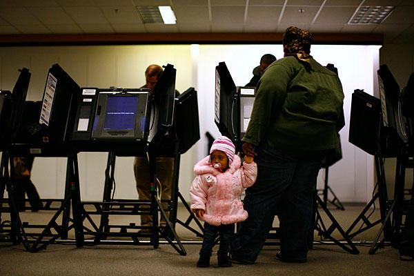 Early vote columbus ohio