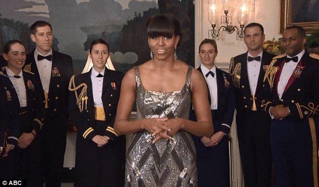 Michelle's Boobehs