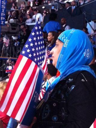 Utah muslim delegate