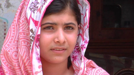 An update on 14 year old school girl shot by taliban savages