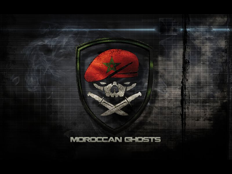 Moroccanghosts