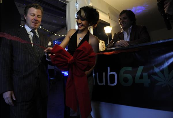 Grand opening Club 64