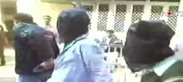 India gang rape perps