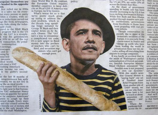 Obama beret